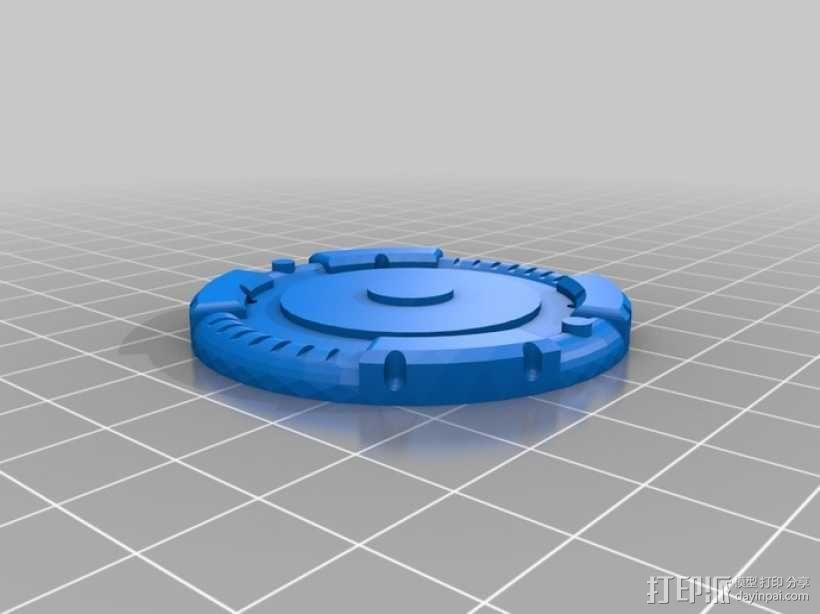 微型基地2 3D模型  图9