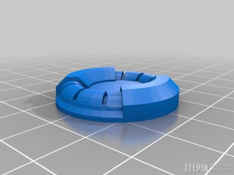 微型基地2 3D模型  图12