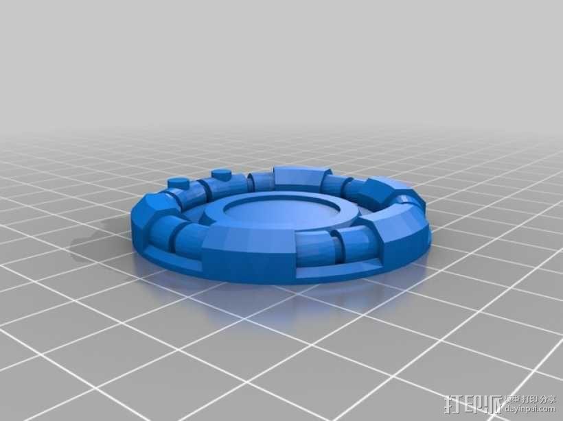 微型基地2 3D模型  图14