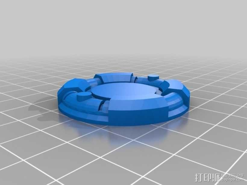 微型基地2 3D模型  图13