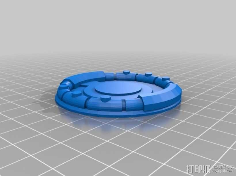 微型基地2 3D模型  图15