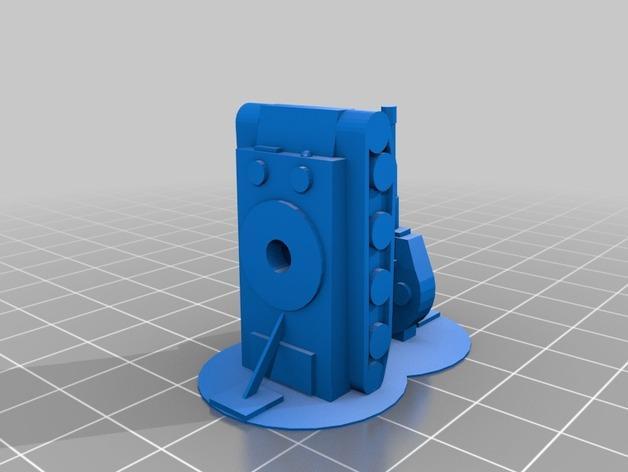 虎式坦克1 3D模型  图3