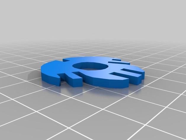 迷你图兔子拼图 3D模型  图7