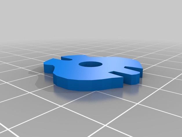 迷你图兔子拼图 3D模型  图11