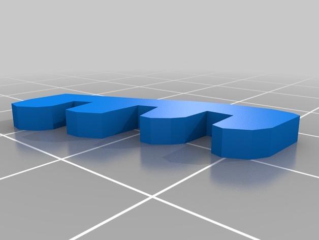 迷你图兔子拼图 3D模型  图12