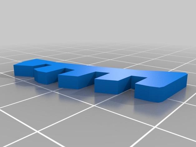 迷你图兔子拼图 3D模型  图14