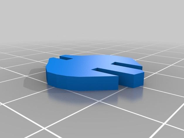 迷你图兔子拼图 3D模型  图17