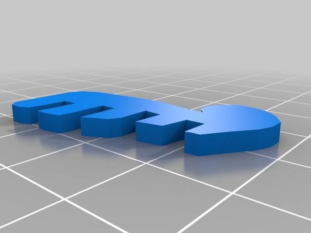 迷你图兔子拼图 3D模型  图18
