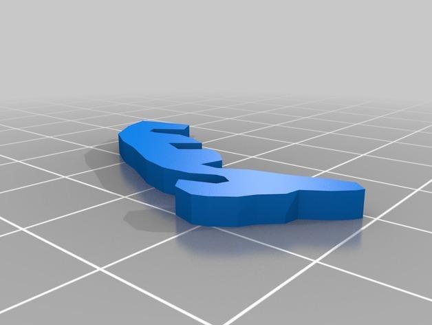 迷你图兔子拼图 3D模型  图19