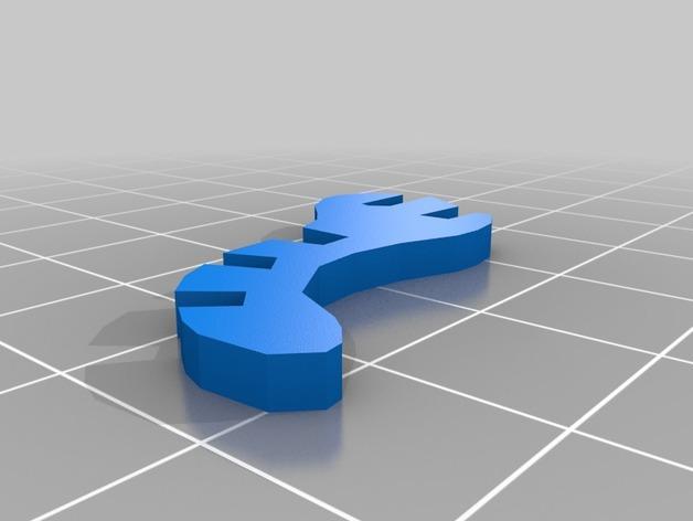 迷你图兔子拼图 3D模型  图21