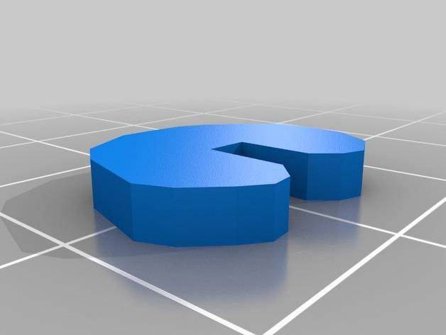 迷你图兔子拼图 3D模型  图22
