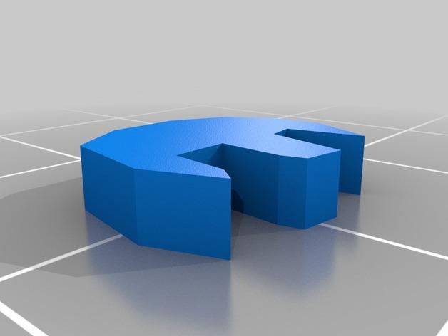 迷你图兔子拼图 3D模型  图24