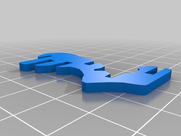 迷你图兔子拼图 3D模型  图26