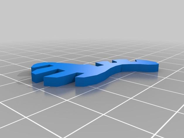 迷你图兔子拼图 3D模型  图27
