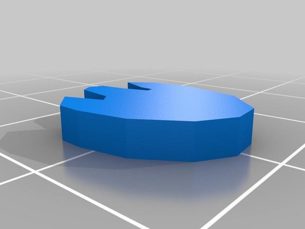 迷你图兔子拼图 3D模型  图29