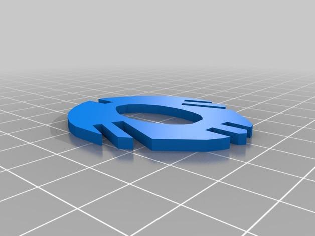 迷你图兔子拼图 3D模型  图30