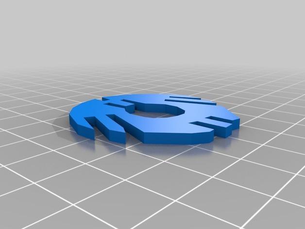 迷你图兔子拼图 3D模型  图32