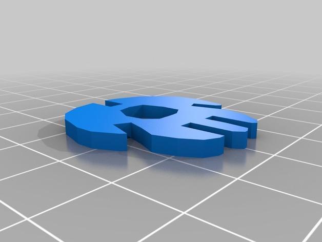 迷你图兔子拼图 3D模型  图37