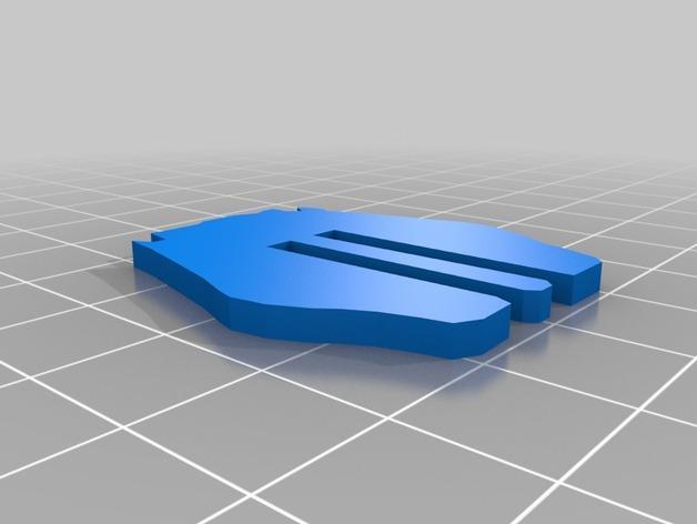 迷你图兔子拼图 3D模型  图39