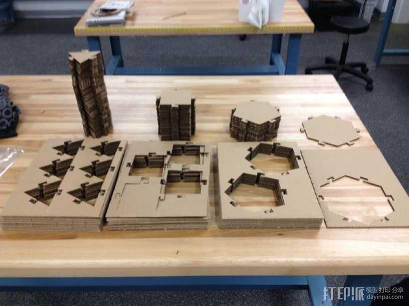 多面体工具包 3D模型  图9