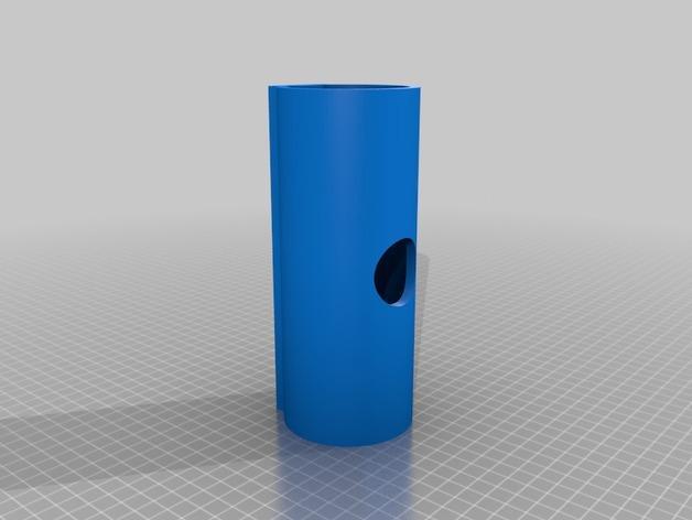 木质火车隧道模型 3D模型  图8