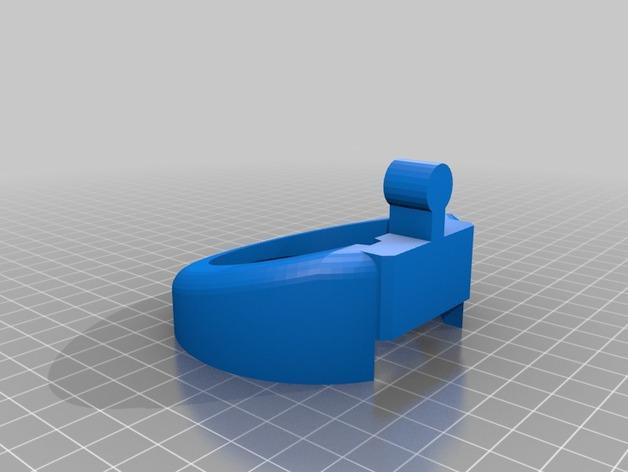 木质火车隧道模型 3D模型  图6