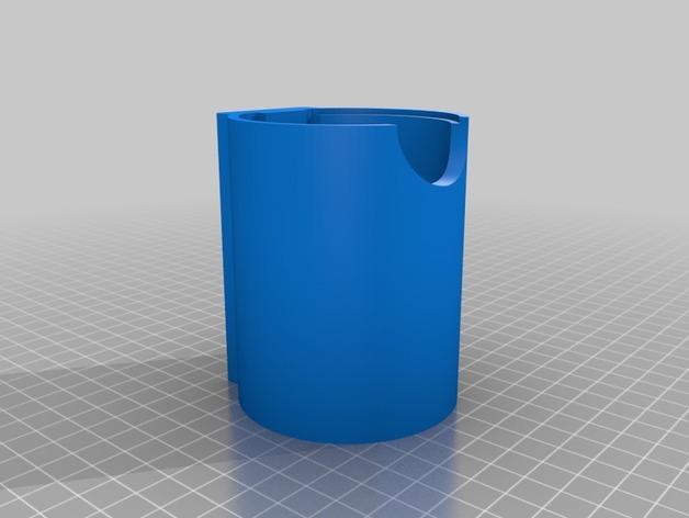 木质火车隧道模型 3D模型  图9