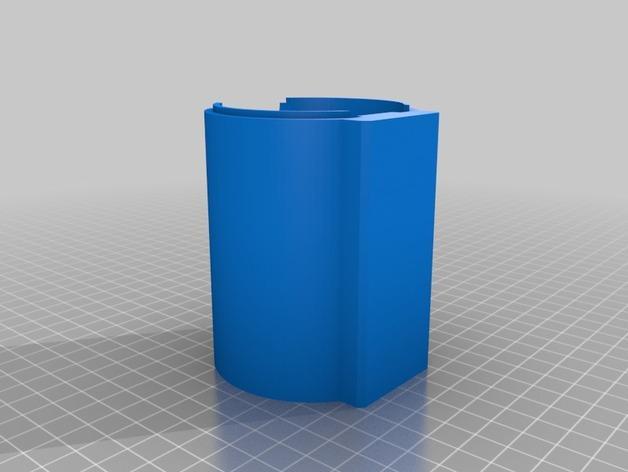 木质火车隧道模型 3D模型  图10