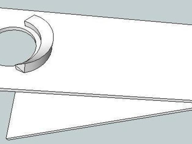 迷你桌面式篮球模型 3D模型  图5