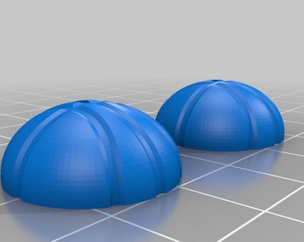 迷你桌面式篮球模型 3D模型  图8