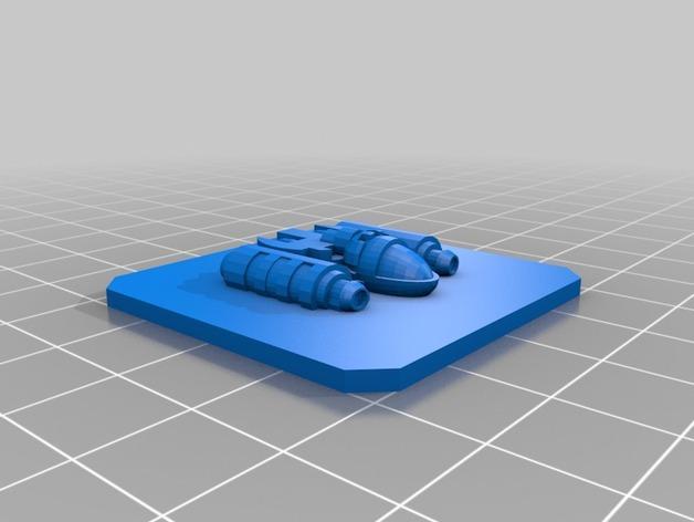 迷你桌游瓦片 3D模型  图6