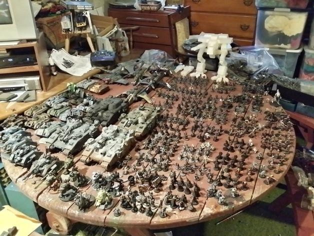 金星版本的战犬泰坦 3D模型  图3