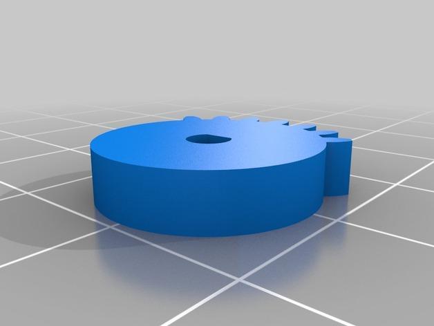 会跳舞的小玩偶 3D模型  图6