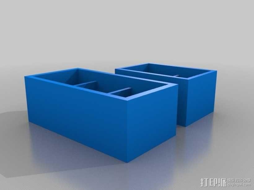 迷你玩具屋模型 3D模型  图5