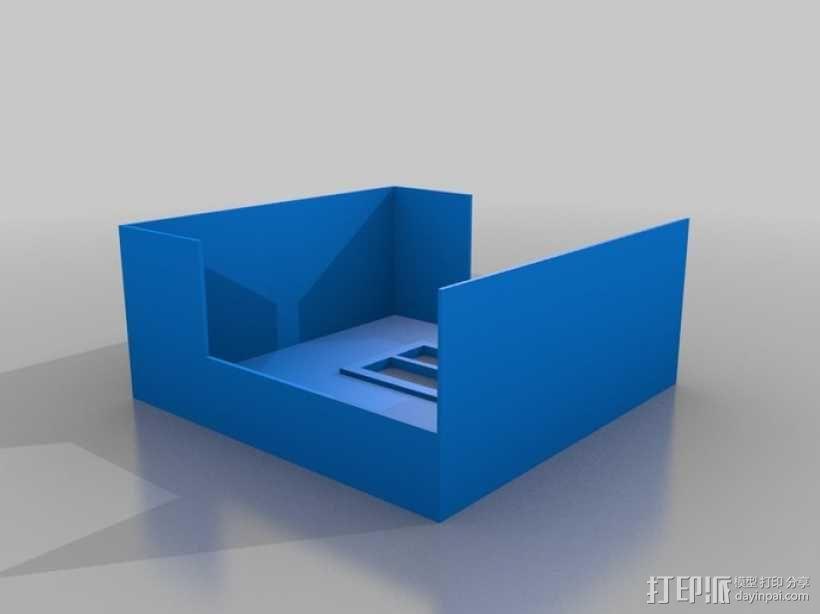 迷你玩具屋模型 3D模型  图9