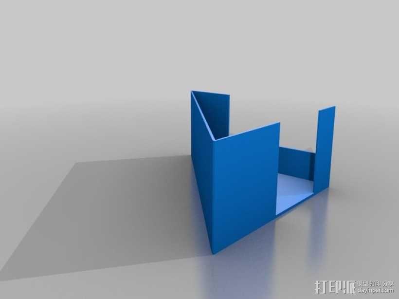 迷你玩具屋模型 3D模型  图14