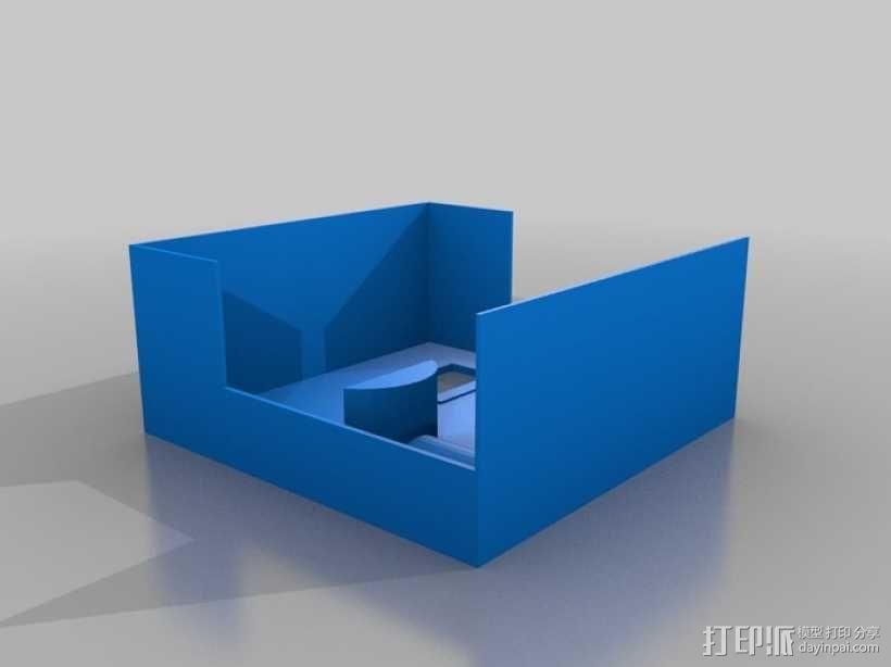 迷你玩具屋模型 3D模型  图13