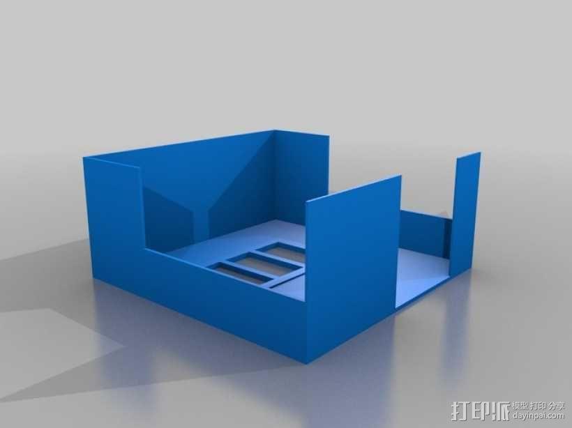 迷你玩具屋模型 3D模型  图12