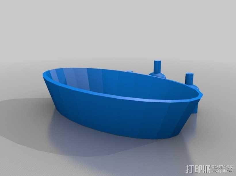 迷你玩具屋模型 3D模型  图18