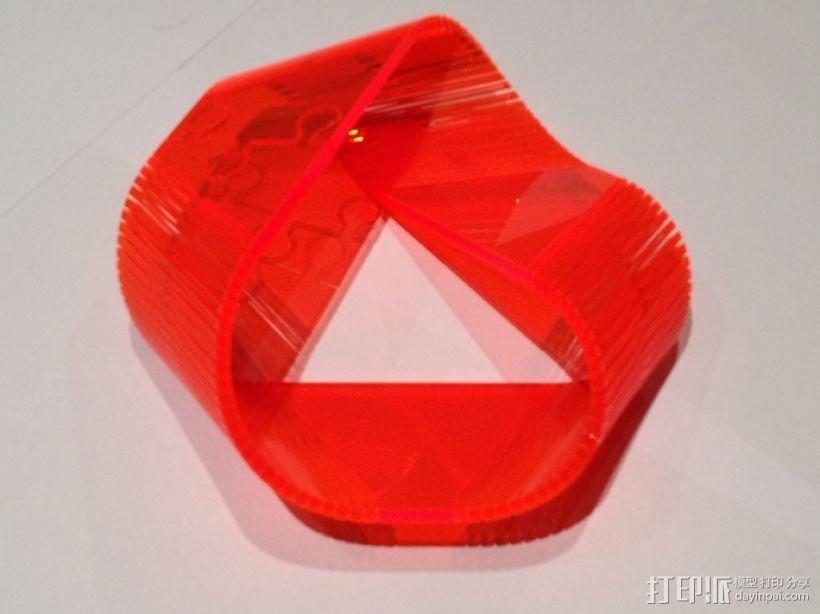 莫斯比环 3D模型  图7