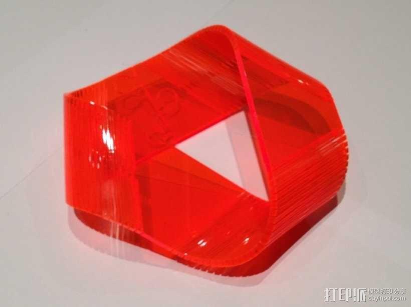 莫斯比环 3D模型  图6
