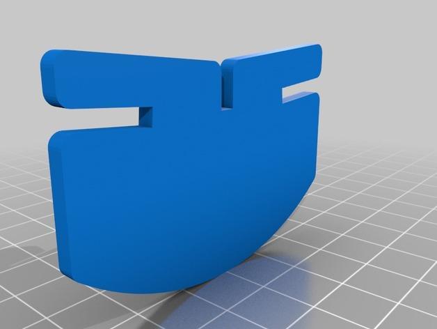 游戏卡牌收纳板 3D模型  图4