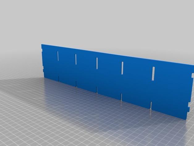 游戏卡牌收纳板 3D模型  图6