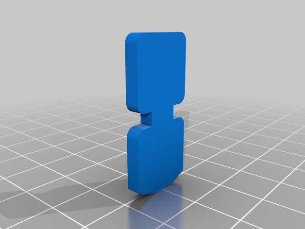 游戏卡牌收纳板 3D模型  图5