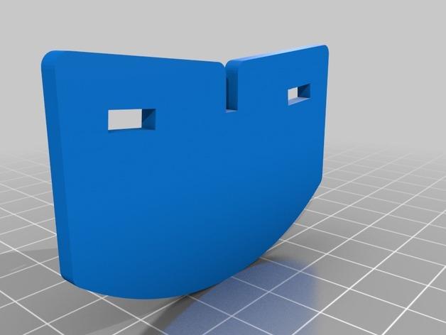 游戏卡牌收纳板 3D模型  图8