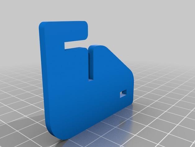 游戏卡牌收纳板 3D模型  图9