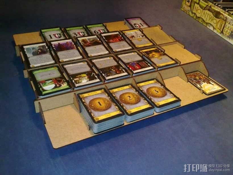 游戏卡牌收纳板 3D模型  图13