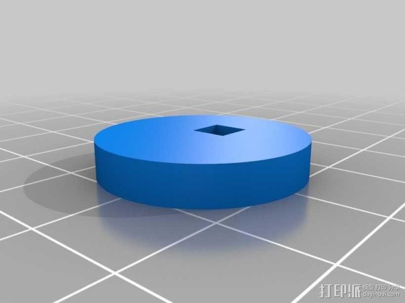 蝴蝶泉翻天乐 3D模型  图6