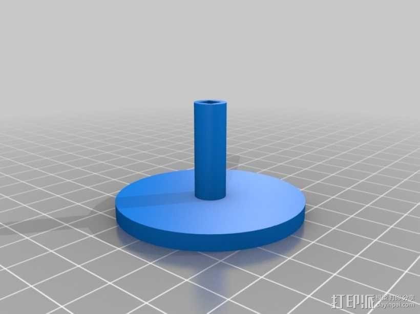 蝴蝶泉翻天乐 3D模型  图9