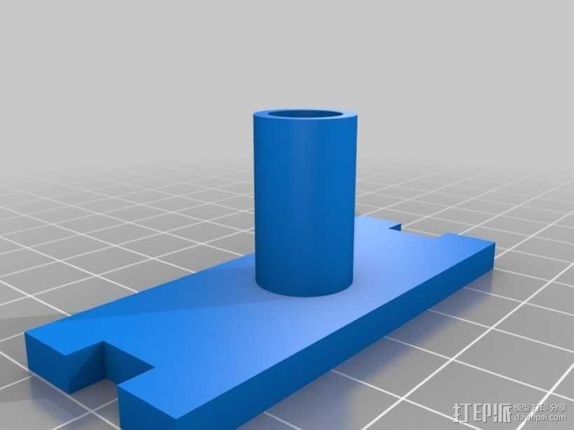 蝴蝶泉翻天乐 3D模型  图8